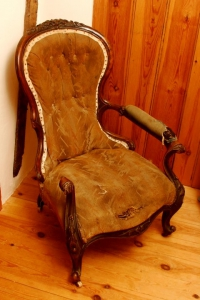 Armchair in original condition